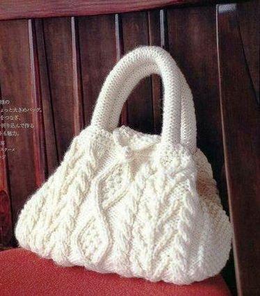 Девы, я такую сумку видела вязаную.... мммммммм.. закачаешься.
