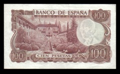 100_100-Pesetas_El-Banco-de-España_Fabrica-Nacional-de-Moneda-y-Timbre_1970_2_b