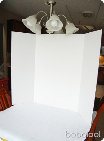 photo setup for etsy board
