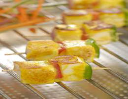 Recipe Of The Day: Paneer Ke Tinke (Sanjeev Kapoor)