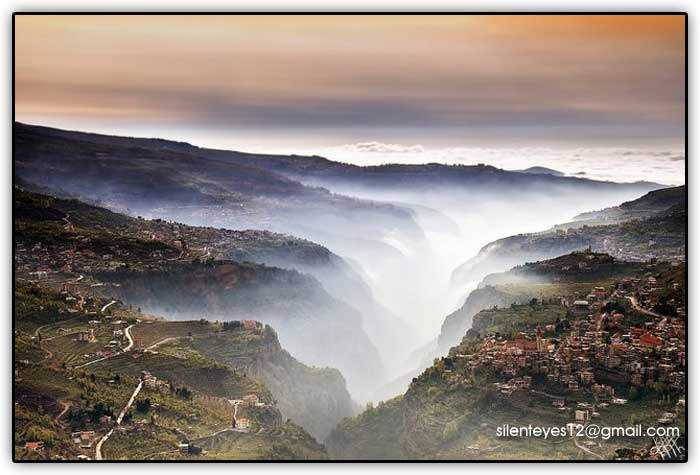 Lebanon : Land of Natural Beauty