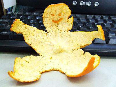Creativity with Orange