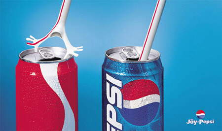 Fwd: Pepsi Vs Coke Advertisements