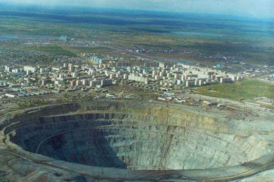 world's biggest hole