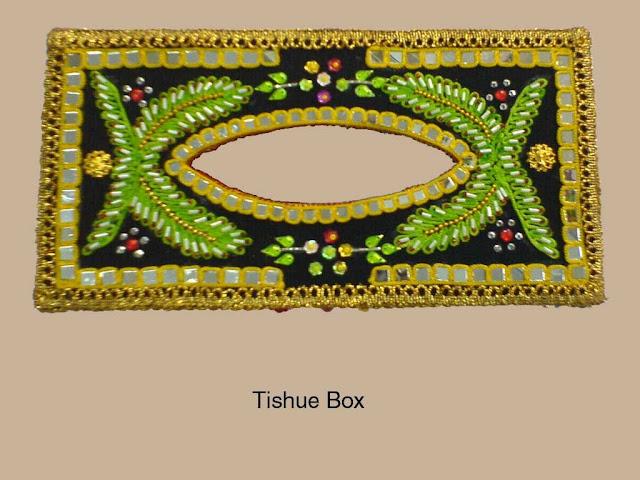 Tishue Box