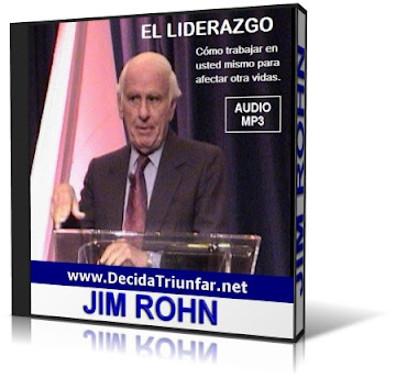 EL LIDERAZGO, Jim Rohn [ Audiolibro ] – Cómo trabajar en usted mismo para luego afectar positivamente y