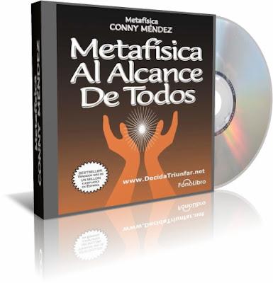 METAFÍSICA AL ALCANCE DE TODOS, Conny Méndez [ Audiolibro ] – Una obra para enriquecerse espiritualmente e iniciar la búsqueda de la verdad
