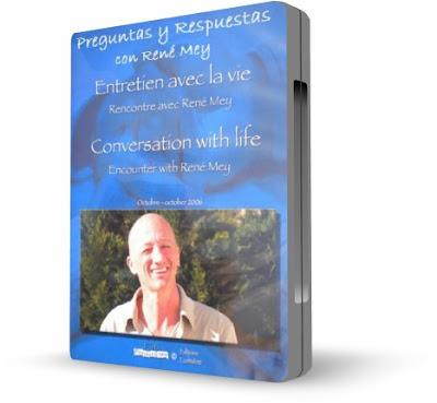 PREGUNTAS Y RESPUESTAS, René Mey [ Video DVD ] – Conversaciones con este hombre de paz de un elevado desarrollo espiritual.