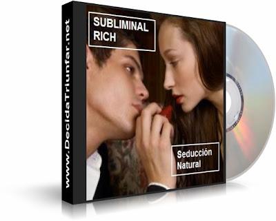 SEDUCCIÓN NATURAL, Subliminal Rich [ Audio CD ] – Audio subliminal para sentirte más cómodo y seguro en los encuentros con las mujeres.