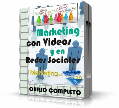Curso sobre Marketing con Vídeos y en Redes Sociales