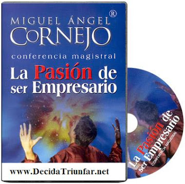 LA PASIN DE SER EMPRESARIO, Miguel Angel Cornejo [ AudioLibro ] &#8211; Cmo lograr los objetivos, evolucionar y mejorar en su propio negocio