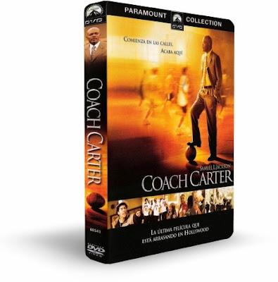 JUEGO DE HONOR (Coach Carter) [ Video DVD ] – El valor y la convicción para superar obstáculos y enseñar a los jóvenes el camino de un mejor futuro