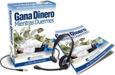 GANA DINERO MIENTRAS DUERMES, Alex Berezowsky [ Curso ] – La mejores estrategias para ganar dinero en Internet