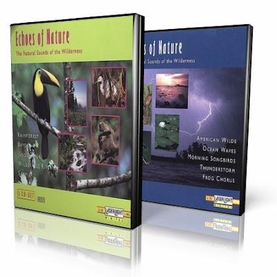 SONIDOS DE LA NATURALEZA (Echoes of Nature) [ Audio CD ] – Excelente colección de audios y sonidos naturales para la relajación