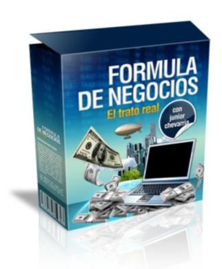 FÓRMULA DE NEGOCIOS