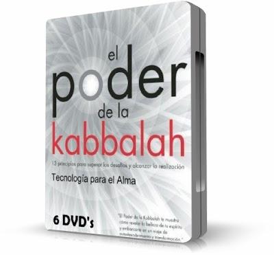 EL PODER DE LA KABBALAH [ Video DVD + Audiolibro ] – El Poder de Cambiarlo Todo. Embárcate en un viaje de autodescubrimiento y transformación