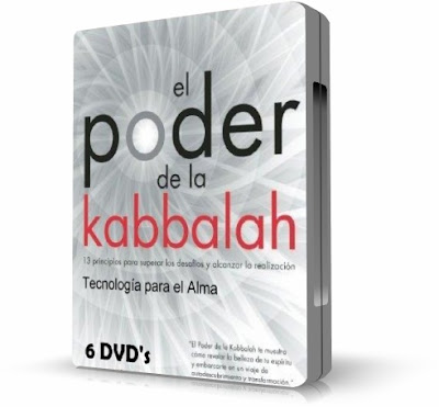 EL PODER DE LA KABBALAH , Video DVD