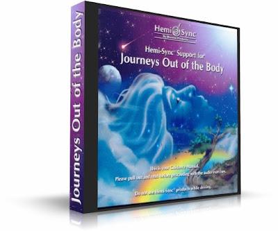 VIAJES FUERA DEL CUERPO (Journeys Out The Body), Hemi-Sync [ Audio CD ] – Ejercicios de desdoblamiento y viajes astrales con ondas binaurales