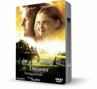 PERSIGUIENDO UN SUEÑO (Dreamer) [ Video DVD ] – La importancia de los valores, la fortaleza del afecto y los vínculos familiares