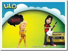 lilo game online Indonesia