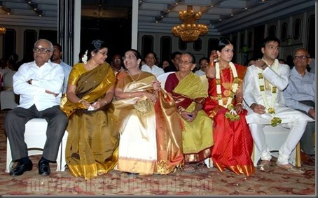 1Soundarya Rajinikanth Engagement stills