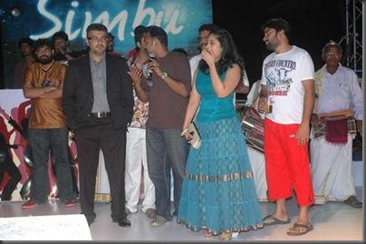 Ajith-with-wife-Shalani-and-Trisha-at-Simbu-25th-birthday-3