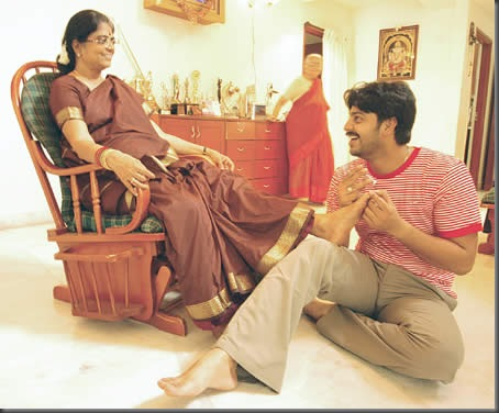 Actor Srikanth at home (2)