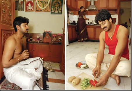 Actor Srikanth at home (1)