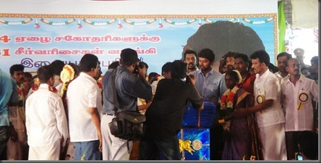 8 Vijay visits trichy marriage pictures