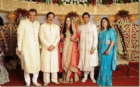 2Sania Mirza ,Shohib Malik  wedding reception pictures