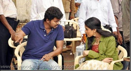 2Vijay's Kavalkaran on location