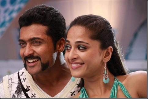 2Suriya&#8217;s Singam Movie stills
