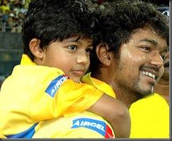 vijay ,son sanjay