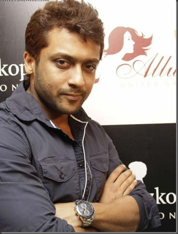 SURIYA INAUGURATES ALLURE - IMAGES3