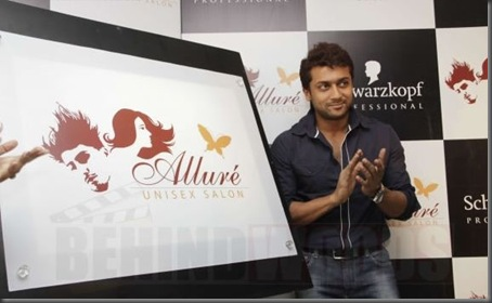 SURIYA INAUGURATES ALLURE - IMAGES6