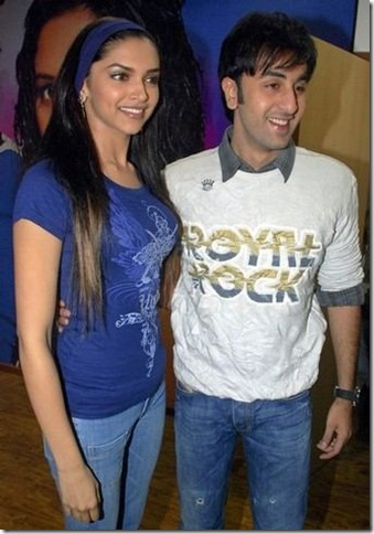 Deepika Padukone Ranbir Kapoor