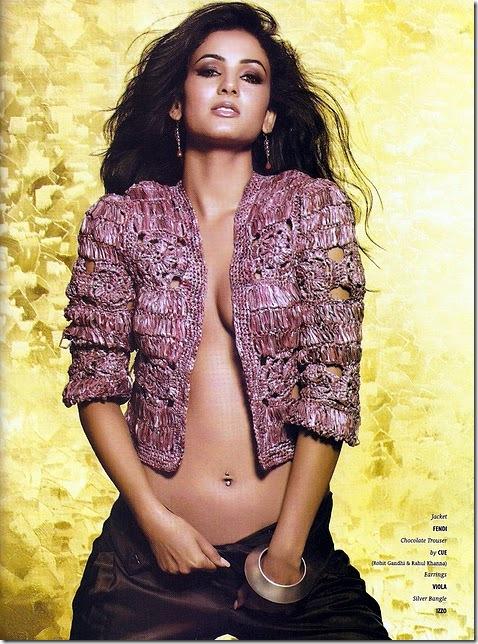 Sonal-Chauhan-Hot-For-Man-Magazine-Shoot-1