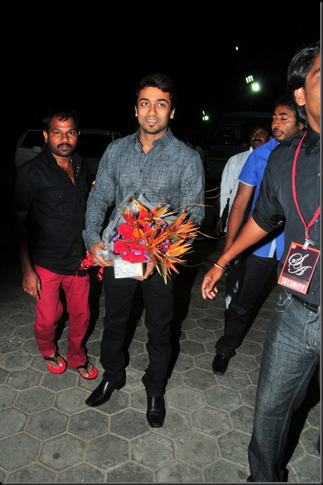Suriya at Allu Arjun's wedding stills3