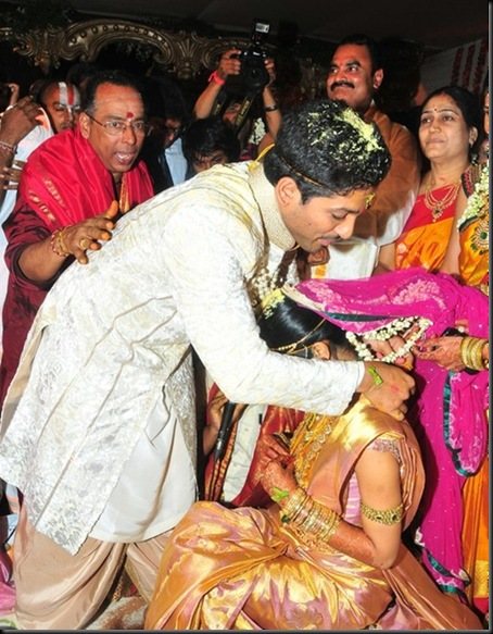 Allu Arjun Sneha Reddy wedding stills12