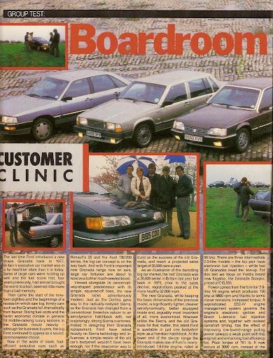 Vauxhall Senator 3.0i CD v