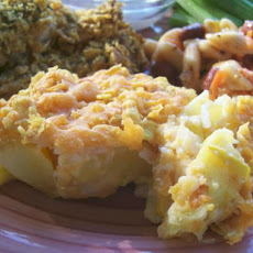 Charleston Yellow Squash Casserole