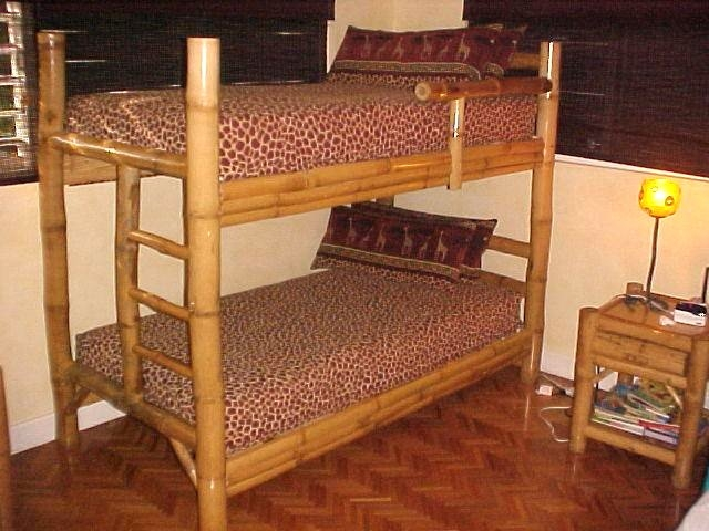 Advice On Making Bamboo Bunk Beds Bamboo Forums