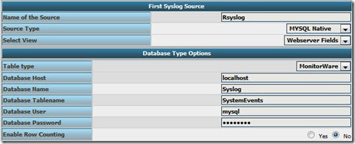 Default table type my cnf