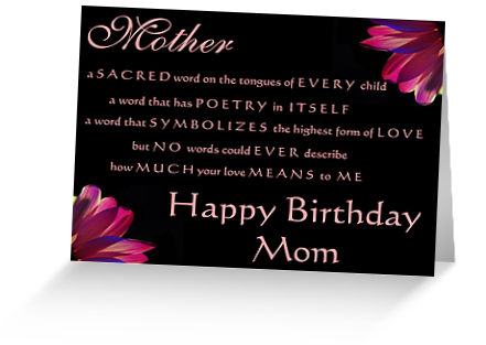 birthday quotes for mom happy birthday daughter quotes from a