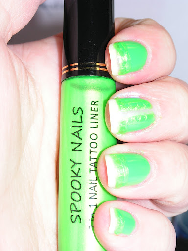 Green Paint Striper Nitro Mors