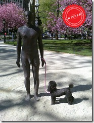 Madison Park Statue 2