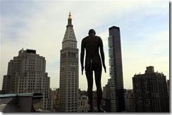 Madison Park Statue