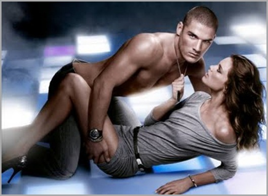 Armani Exchange Holiday 2009 campaign1