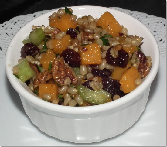 Wheatberry Salad 2-15-11