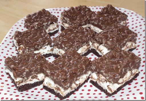 Peanut butter marshmallow brownies recipes